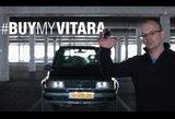 """Latvis sukūrė reklamą, kad parduotų seną """"Suzuki"""" – atsirado net 3 mln. pirkėjų"""