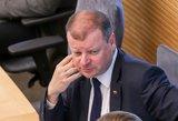 Derybos įsibėgėjo: partijos aiškinsis finansines galimybes įgyvendinti siūlymus