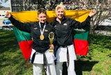 Vilniaus karatė kovotojai - stipriausi Europoje!
