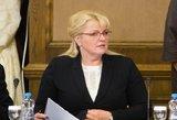 A. Pabedinskienė: vieninga socialinė parama visose savivaldybėse padidintų veiksmingumą
