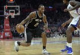 NBA gali sudrebinti dar vieni grandioziški mainai