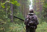 Lietuvą ir Latviją įtraukęs skandalas: kas prašė suorganizuoti medžioklę?