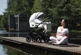 Po nėščios G. Lebedevos asmenuke – diskusija: atspėta vaikelio lytis?