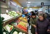 Seimas imasi PVM lengvatos maistui