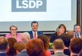 Iš socialdemokratų lūpų – ir noras dirbti opozicijoje, ir pageidavimas G. Paluckui atsistatydinti