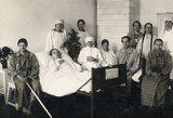 Užfiksavo, kaip prieš 100-metį atrodė žmonės mirties patale