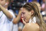 Sporto psichologas: gaila ir Jefimovos