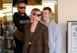 Bieberio žmona stebina kardinaliais pokyčiais: pasidavė populiariai madai
