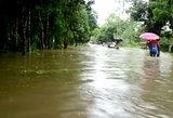 Vietname potvyniai ir nuošliaužos pareikalavo mažiausiai 26 gyvybių