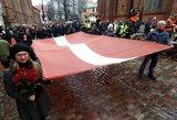 Latvija mini nepriklausomybės atkūrimo 29-ąsias metines