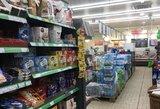 Lietuvoje maisto produktų kokybės skirtumai pastebėti dar 2011-aisiais