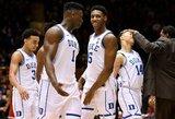 Kosminės JAV studentų krepšinio kainos kelia pasipiktinimo bangą