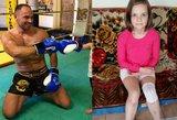 Nepagydoma liga sergančiai mergaitei iš Rudaminos – širdį verianti žinia