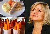 Moksleivių tėvai įsiutę dėl maisto valgyklose: specialistai rėžė atsaką
