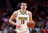 NBA – gyvybiškai svarbi trijų lietuvių klubo pergalė ir neįtikėtina akistata