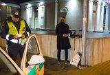 Naktinė medžioklė Vilniuje: įkliuvo pagarsėjęs kelių gaidelis