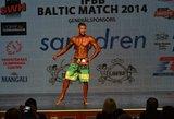 Fitnese sužibėjęs šokėjas T. Uroška: ši sporto šaka vis likdavo antrame plane