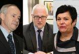 Buvę ministrai atskleidė, ką galvoja apie švietimo padangėje įsikursiančią profesionalę