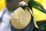 Premijos už olimpinį auksą: Singapūras duoda pinigų maišus, britams – nulis