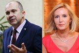 Dėl Darbo partijos pirmininko posto varžosi du kandidatai