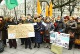 Rasti papildomi milijonai: mokytojų profsąjungos išsikovojo savo