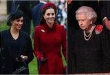 Markle ir Middleton supykdė karalienę: tai viršijo visus limitus