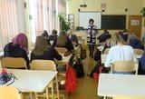 Skatins tapti mokytojais – prioritetas dviem programoms