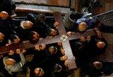 Jeruzalėje – tradicinė Kristaus kančios kelio procesija