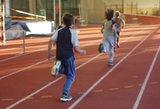Be paramos – sunkus vaikų kelias į olimpą