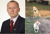 Po pasiūlymo dėl triukšmo – seimūno šeimą kaltina kankinus šunį