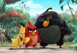 """""""Angry Birds"""" iš kompiuterinio žaidimo kraustosi į kino ekranus"""