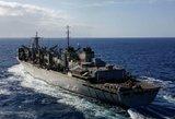 """Perspėjo dėl """"netyčinio konflikto"""" tarp JAV ir Irano"""