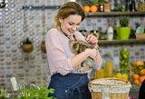 """Laidos """"Virtuvės istorijos"""" vedėja meilę kulinarijai atrado po svarbaus įvykio: """"Įgyvendinau išsvajotą idėją"""""""