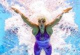 Rūta Meilutytė varžybas Barselonoje pradėjo aplenkdama pasaulio čempionę
