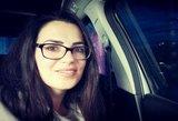 Renatą Šakalytę sukrėtė BMW vairuotojas: už gyvybę ji dėkoja angelams sargams