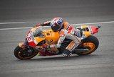 """""""MotoGP"""" lenktynėse laukiama įnirtingos kovos"""