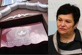 A.Pitrėnienė atsisakė pareigų profesinio mokymo centre