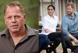 Markle tėvas užsipuolė princą Harry: jis turi suvyriškėti