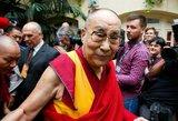 Tibeto dvasinis lyderis Dalai Lama siunčia svarbią žinią lietuviams