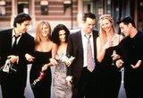 """Gerbėjai, laikykitės: po dešimties metų bus filmuojama speciali """"Draugų"""" serija"""