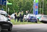 Vilniuje septynių automobilių avarijos sutrikdė eismą