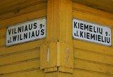 Signatarai: tautinių mažumų įstatymo projektas kelia rūpesčių dėl Lietuvos vientisumo