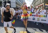 Europa šventė gėjų eitynes, dalyvavo šimtai tūkstančių žmonių