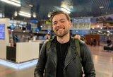 """Veklenko išvyko į """"Euroviziją"""": lagamine – ypatingas talismanas"""
