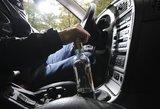 Seimūnai nori leisti vairuotojams gerti daugiau – kartelę kelia iki 0,5 promilių