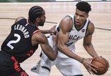 Geriausiame NBA penketuke – du europiečiai, Jamesas už borto