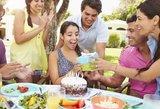 Įdėjos, kaip smagiai atšvęsti gimtadienį