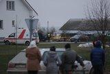 Kęstutis Lančinskas: rasto negyvo Šalčininkų vicemero namuose aptikti du ginklai, abu buvo panaudoti