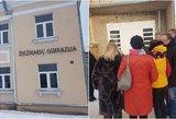 Švietimo ministras palaiko vaikus plūdusią Žiežmarių gimnazijos mokytoją