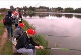Globojamiems vaikams – žvejybos pamokos